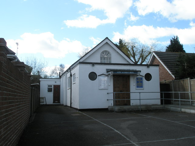 Gospel Hall in Mill Road