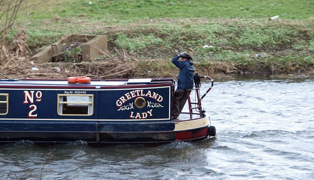 The Greetland Lady