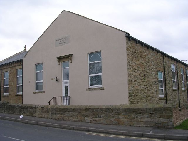 Primitive Methodist Chapel - Station Road