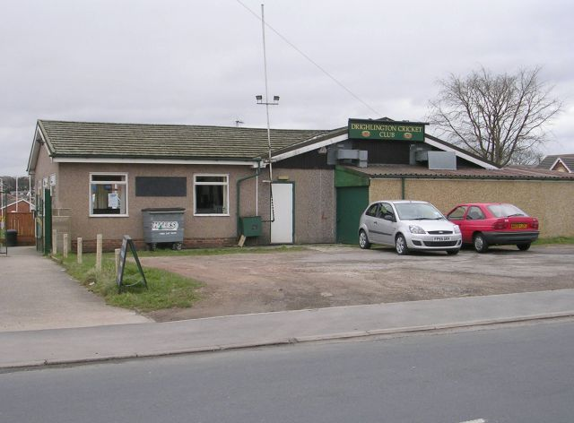Drighlington Cricket Club House - Station Road