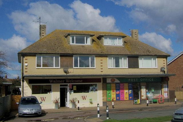 Chyngton Post Office, Walmer Road, Seaford