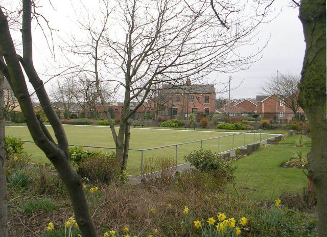 Drighlington Park Crown Bowling Green - Whitehall Road