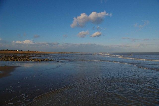 Cliff End Beach