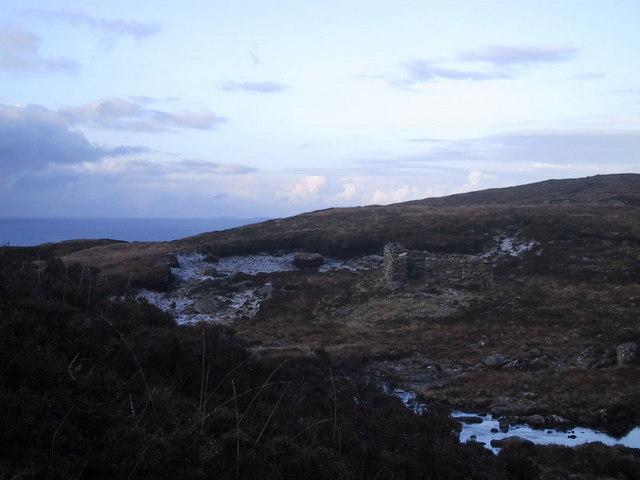 Shieling at Loch Uladale