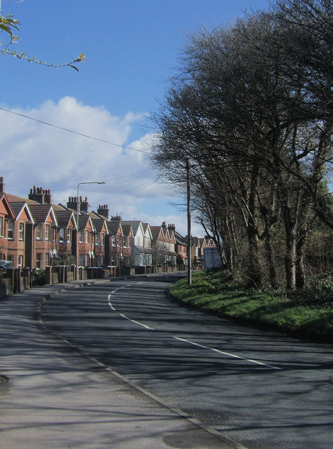 Alfriston Road, Seaford