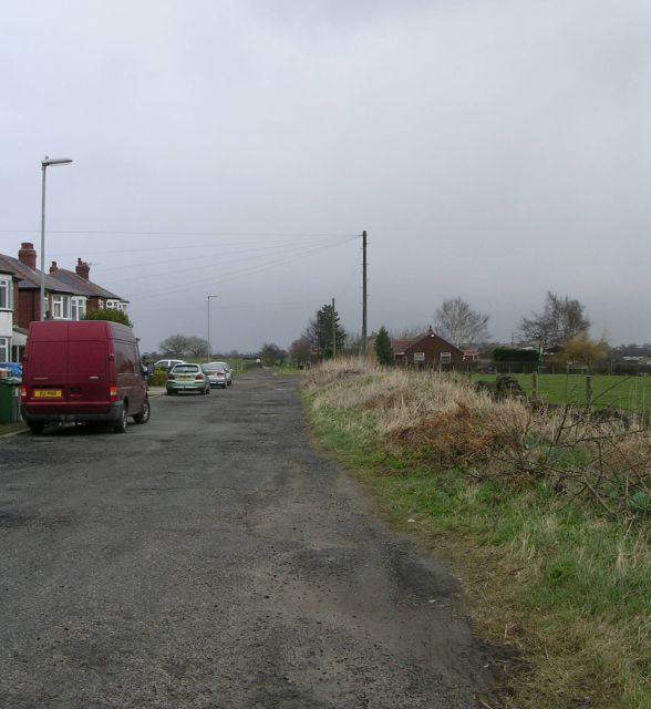 Bridleway - Hodgson Lane, Station Lane, Birkenshaw