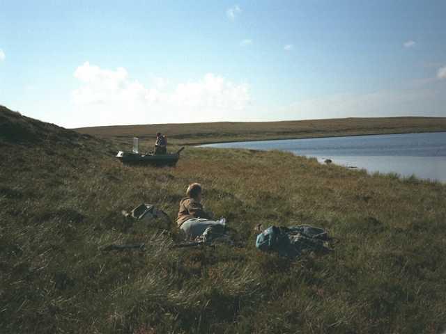 Loch nan Leac