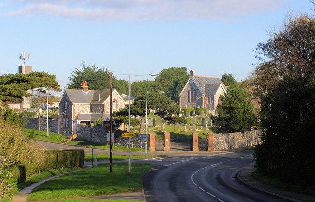 Seaford Cemetery, Alfriston Road, Seaford