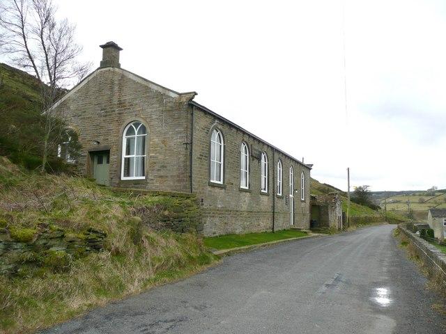 Choppards Mission Church