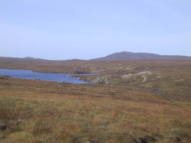 South end of Loch Airigh Seibh