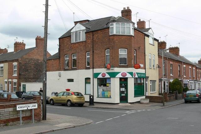 Aylestone Park Post Office