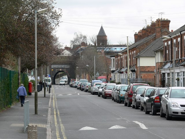 Knighton Fields Road, Leicester