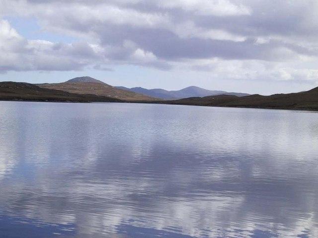 Loch Faoghail Charrasen