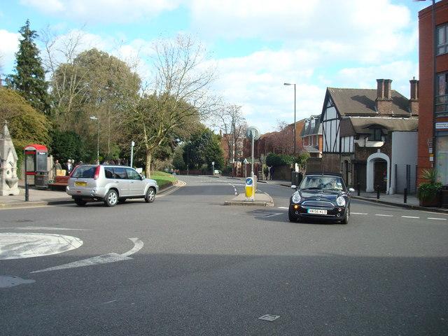 Wimbledon Hill Road, London SW19