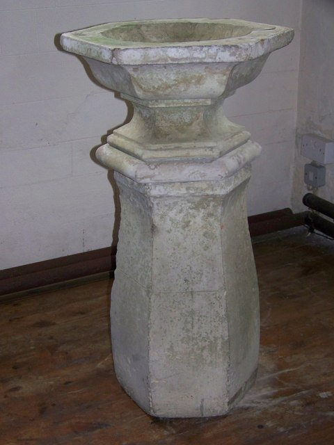 Font, St Peter's Church, Swallowcliffe