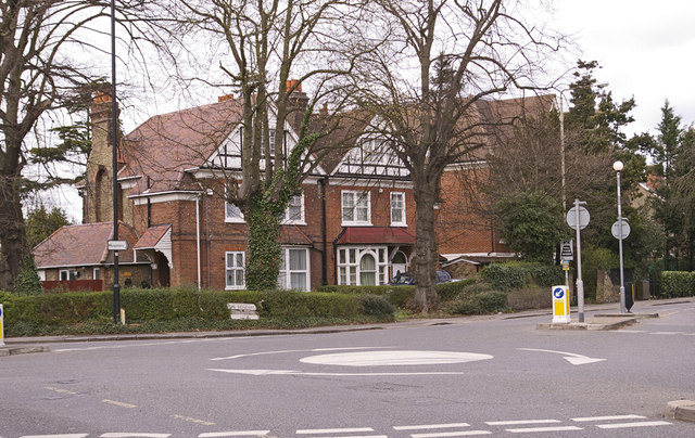 Pair of Edwardian Houses, The Ridgeway, Enfield