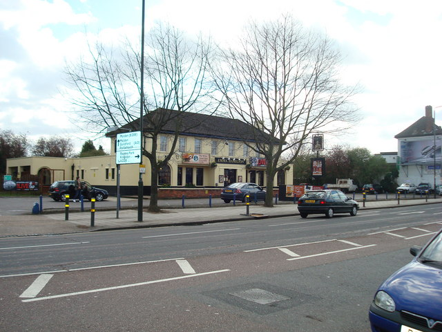 The Emma Hamilton Public House, Kingston Road, London SW20