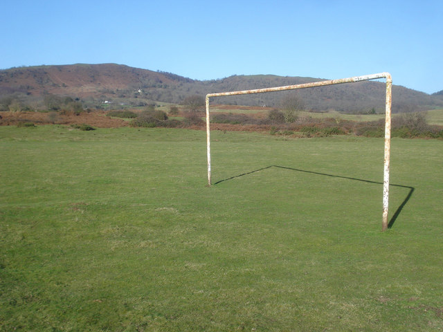 Goal on Hollybed Common