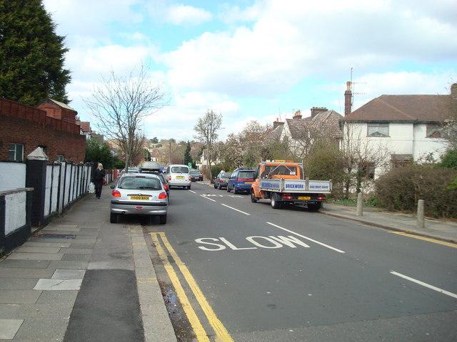 Lower Downs Road, London SW20