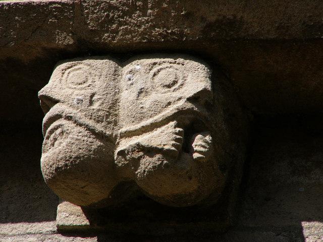 St Nicholas, Studland, corbel