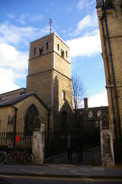 St Bene't's Church