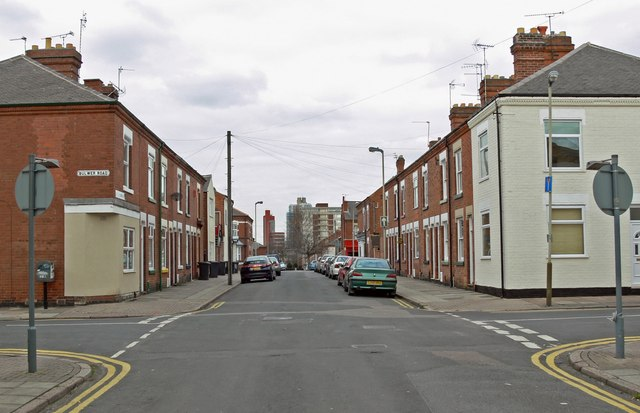 St Leonards Road, Leicester