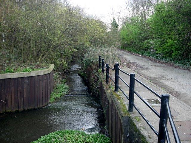 Urban watercourse