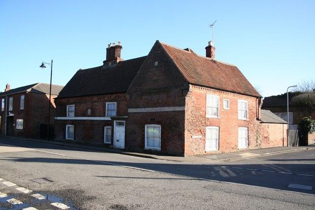 Former King's Head Inn