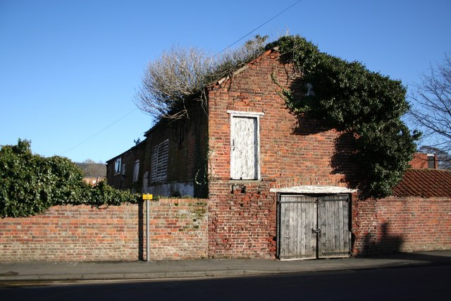 King Street outbuildings