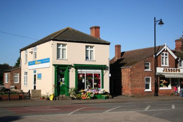 Villager fruit & flower shop