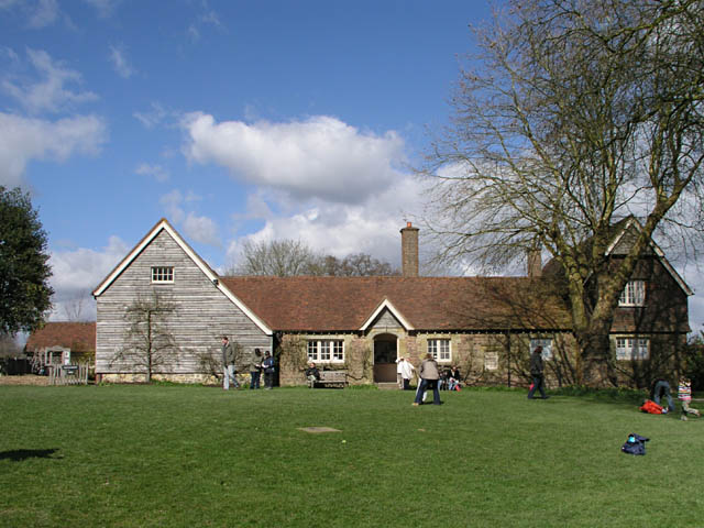 Visitor Centre at Standen