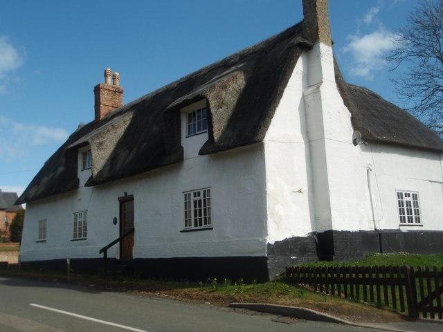 Crown Cottage, Great Gidding