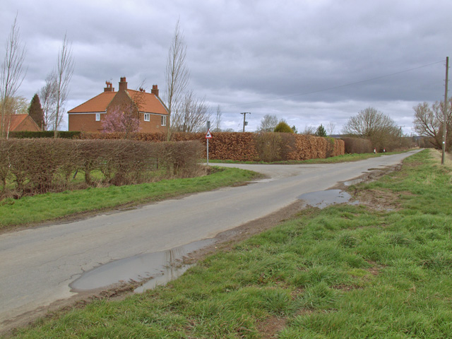 Common Road, near South Cave