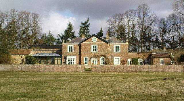 Wheatbrigs House