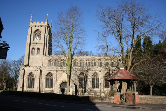 St.Peter &amp; St.Paul's church