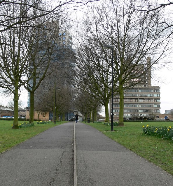 University of Leicester buildings