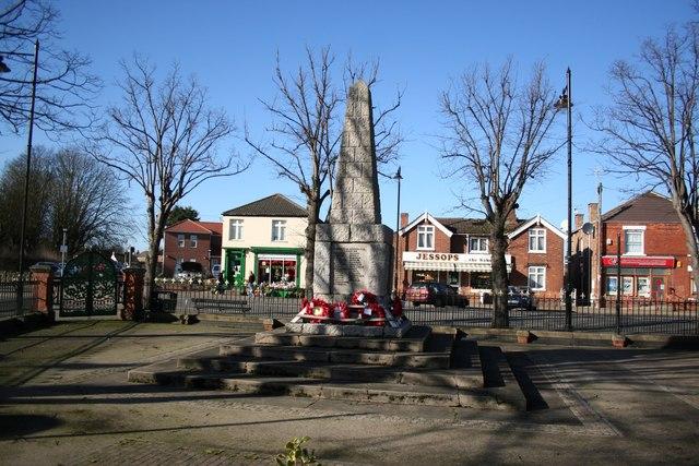 Kirton War Memorial