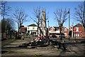 TF3038 : Kirton War Memorial by Richard Croft