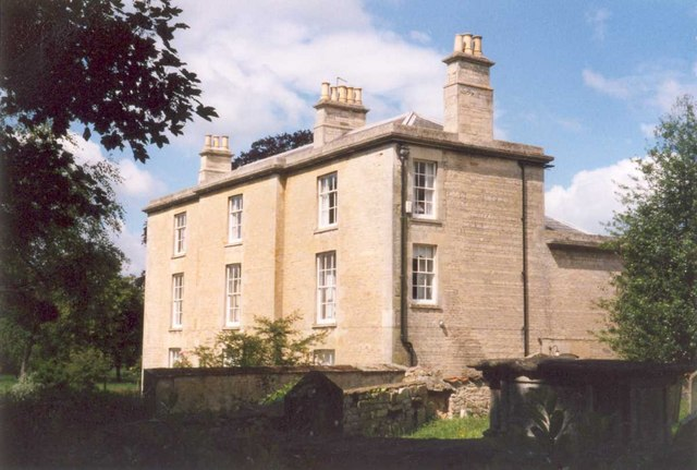 The old rectory, Main Street, Great Casterton