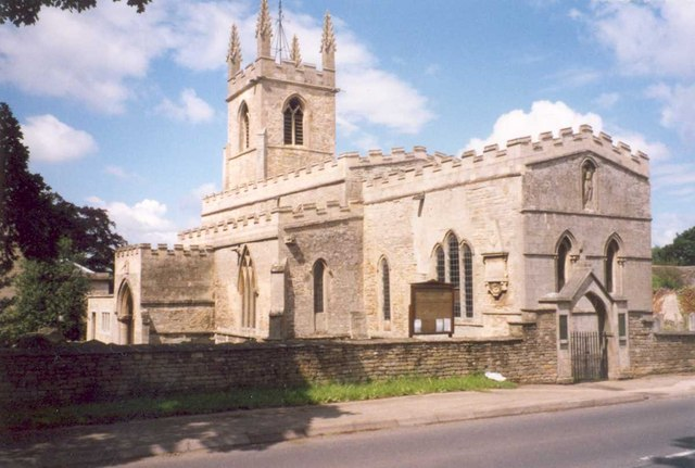 Saint Peter and  Paul's Church, Great Casterton