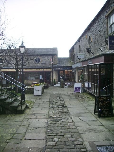Swan Courtyard, Clitheroe