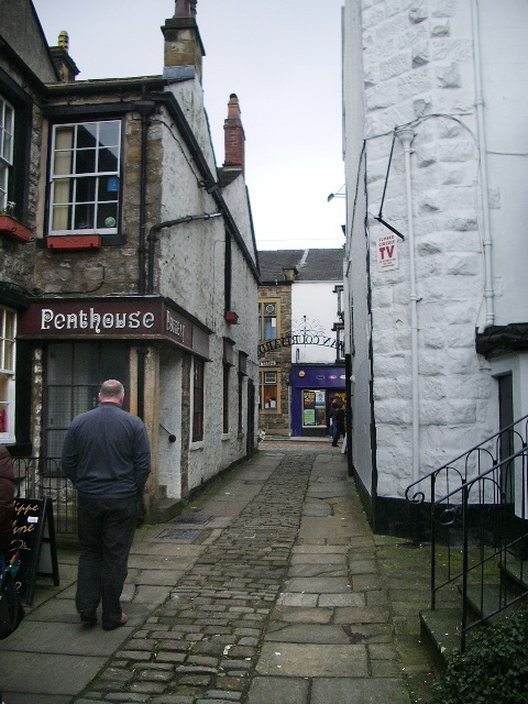 Swan Courtyard, Clitheroe