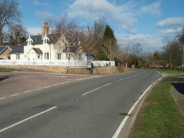 The Old School House, Glatton
