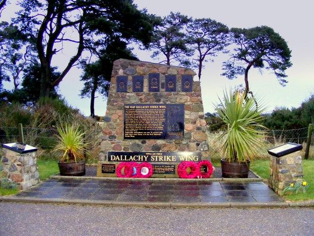 Dallachy Strike Wing Memorial