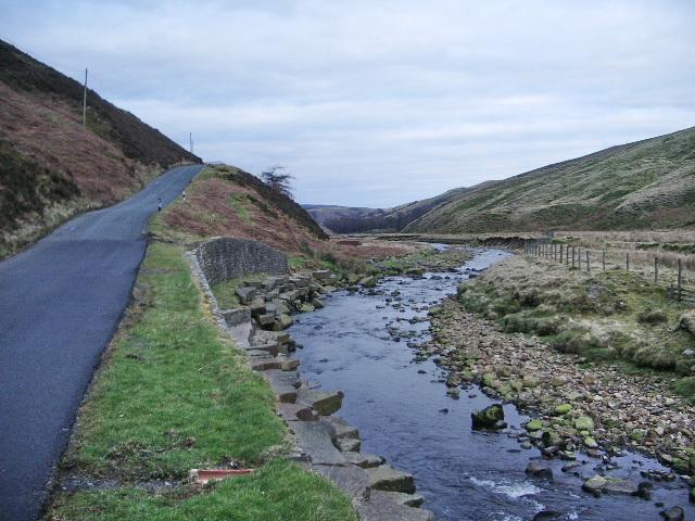 Langden Brook, Trough of Bowland