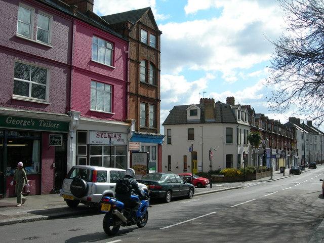 Wightman Road, N4