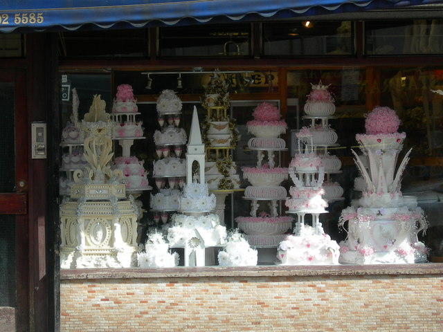 Cakes For Sale, Halepi Patisserie, Green Lanes N4