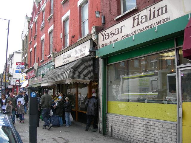 Yasar Halim, Green Lanes, N4