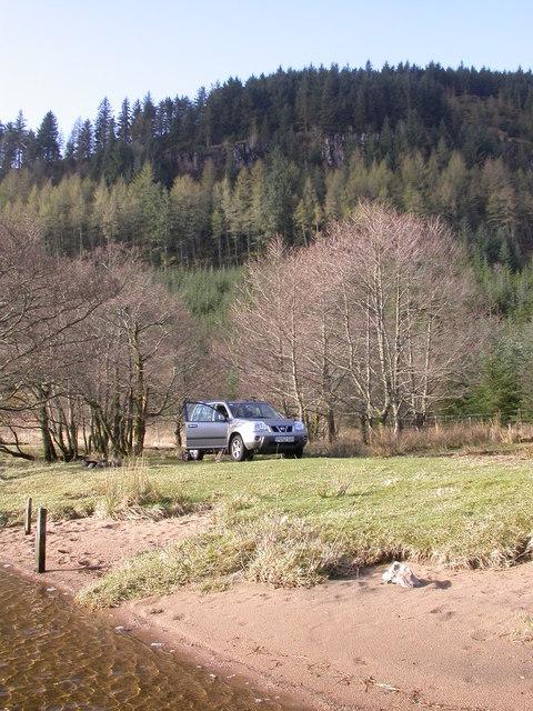 Sidhean an Aoinidh Bhig from Loch Arienas