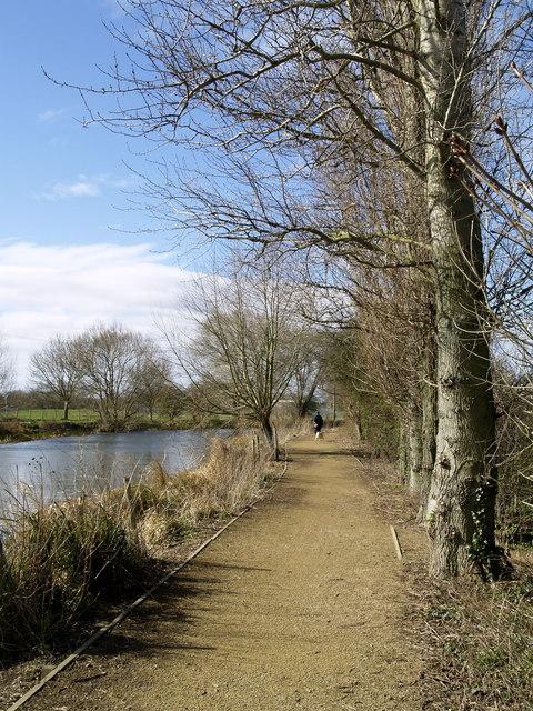 Beverley Beck Footpath
